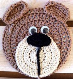 Critter Bear Coaster