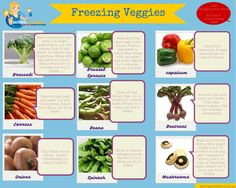 Frozen Veggie Savings