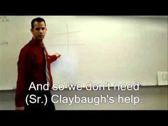"""""""You Gotta Conjugate"""" - Spanish Preterite - YouTube  Mirar los estudiantes ayudando a esos dos."""