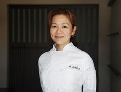 Chef Niki Nakayama n/naka.