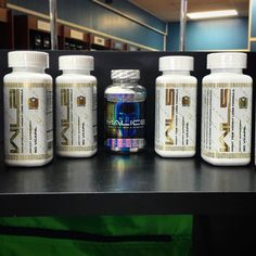 We've got Chaotic Labz's new WL2 & WL5 weight loss in the house! WL2 is non-stim weight loss and appetite control, WL5 is night time weight loss and anti-stress. They can be standalone or in a stack for maximum effects!