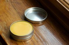 DIY: How To Make Your Own Lip Balms lip balm tin – Inhabitat - Sustainable Design Innovation, Eco Architecture, Green Building