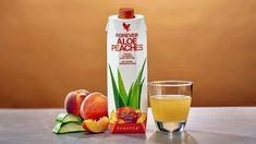 Barackszüret Forever módra Forever Aloe Peaches: a nagyon finom Aloe vera gél. 84,3% Aloe vera, őszibarack, fehér szőlő. Hogyan használd az új Tetra Pak csomagolást? #gabokakucko