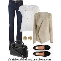 Casual Friday... #womens fashion #casual outfits