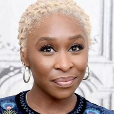 Cool Blonde Tone, Going Blonde, Warm Blonde, Hair Color For Black Hair, Shiny Hair, Dreads Short Hair, Red Haired Actresses, Cynthia Erivo, Creamy Blonde