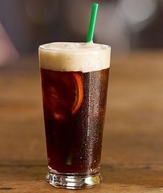 Orange Spice Iced Coffee