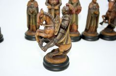 "Vintage chess set ""Anri Montsalvat"""