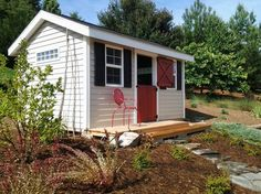7 Backyard sheds built with love