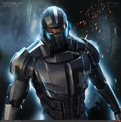 Mass Effect 4 Armor