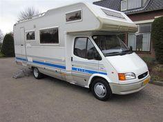 Te Koop Camper Ford / Elnagh