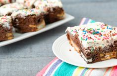 You should never have to choose between three things you love equally. Get the recipe from Delish.   - Delish.com