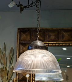 """12"""" Prismatic dome in antique finish £165.00 (also available in 15"""" £195.00)"""