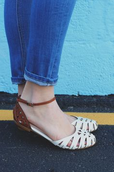 Our Palm Lane Flats are definitely throwing it back to the utlimate 70 s  retro fashion! 276b67eb39d
