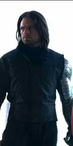 Bucky Barnes(Sebastian Stan)                                                                                                                                                                                 More
