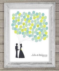 Los globos de los deseos
