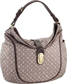 Louis Vuitton Monogram Idylle Handbag #bags #fashion