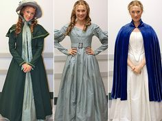 Lauren Wiley Models Her French Couture as Heroine Cosette in Les Miserables on Tour | She gets to be in the chorus too?! I WANT TO BE COSETTE SO BADLY!
