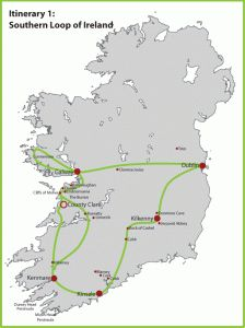 A Beginner's Guide to Planning an Ireland Itinerary-the very places we visited on our Anniversary trip. Landed in Shannon and came home via Dublin. Oh The Places You'll Go, Places To Travel, Travel Destinations, England Ireland, England And Scotland, Scotland Trip, Ireland Vacation, Ireland Travel, Galway Ireland