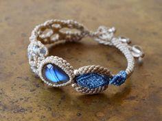 labradrite bracelet