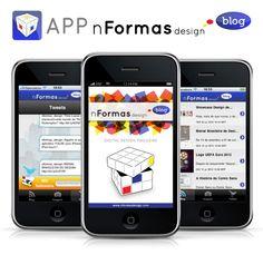 app nformas design