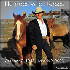 We lost a good one 10 years ago on this date...  #TougherThanTheRest Chris Ledoux