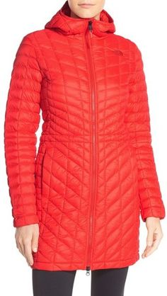 The North Face 'ThermoBall TM ' PrimaLoft ® Hooded Parka