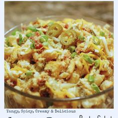 Jalapeno Popper Pasta Salad @keyingredient #cheese #bacon
