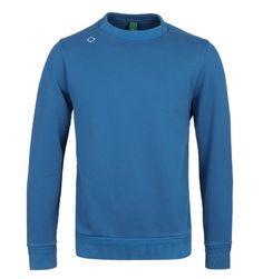 MA.Strum Vallarta Blue Crew Neck Sweatshirt