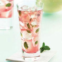 Chambord Raspberry Mojito