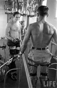 Marlon Brando by Edward Clark. 1949