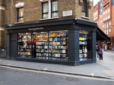 The Independent Bookshop is an endangered species in the UK. Here are some of London's finest.