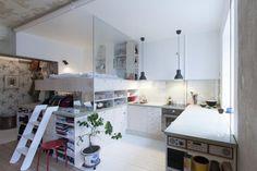 Mini appartamento a Stoccolma