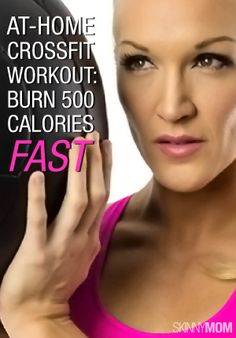 You are going to sweat and burn up to 500 calories! YES!!