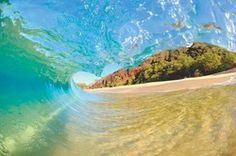 Wave, by Clark Little Clark Little Photography, Rainbow Warrior, He Is Able, Ocean Waves, Underwater, Nature Photography, Surfing, The Incredibles, Tropical Beaches