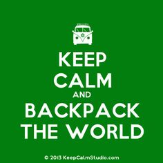Love backpacking; the ultimate vacation!!!  Did London/Paris, most of Italy, & NZ/Fiji, and cannot wait to one day do AU and S Africa!