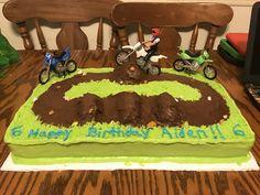 Fifth Birthday Cake, Bike Birthday Parties, Batman Birthday, Birthday Cakes, Birthday Ideas, Dirt Bike Cakes, Cake Kids, How To Make Cake, Kid Stuff