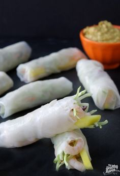 delicious and fresh rolls perfect for summer!