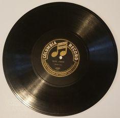 Sand Dance & Edna Mazurka 78 RPM Columbia Record # A195 (#2224) by CherishedAgain on Etsy