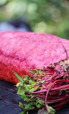 Pan de Betarraga | Cherrytomate Buffet, Cabbage, Sandwiches, Beef, Fruit, Vegetables, Recipes, Molde, Vegetable Bread