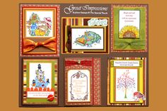 Great Impressions Stamps - September 2012 Stamp of the Month