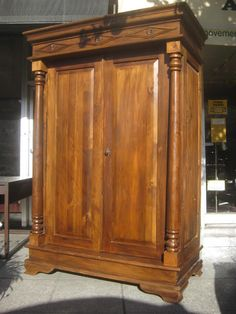 UHURU FURNITURE & COLLECTIBLES: SOLD - Large Armoire - $200