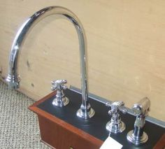 Chelsea 4-Hole Kitchen Faucet -includes Hand Spray