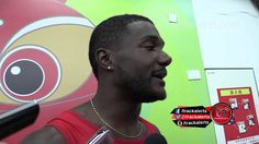 """Justin Gatlin says """"It got away from me in the last 5m"""" [Video] - http://www.yardhype.com/justin-gatlin-says-it-got-away-from-me-in-the-last-5m-video/"""