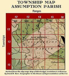 The Assumption Parish LAGenWeb Project: Assumption Parish Land Patents