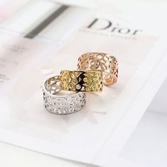 Bague - Brander ring [215]