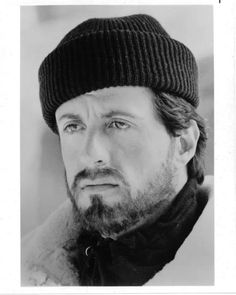 Sylvester Stallone Rocky IV- I love a man with a beard! Rocky Balboa, Sylvester Stallone, Hollywood Men, Hollywood Stars, Chuck Norris, Keanu Reeves, Bruce Willis, John Rambo, Stallone Rocky