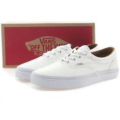"""""""VANS(バンズ) Premium Leather/True White"""" https://sumally.com/p/1682845"""