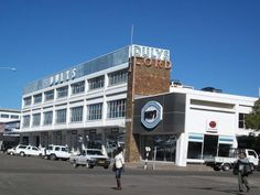 Duly's Ford, Bulawayo Zimbabwe Africa, Homeland, Old Photos, South Africa, My House, Scenery, Ford, Street View, Heartland