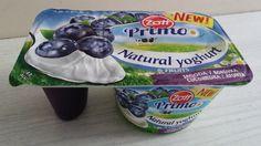 Tym razem Zott Primo z dodatkiem musu jagodowego. #jestemPrimo #zott #jogurtnaturalny #zottnaturalnie