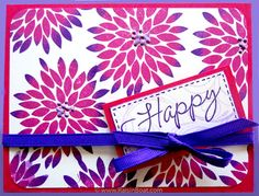 Courage in Bloom - Happy Floral Note